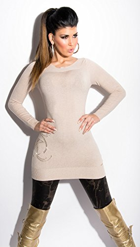 Koucla - Pull - Robe pull - Femme Creamy
