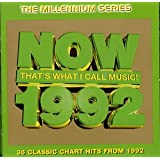 Now That's What I Call Music 1992 - Millennium Series
