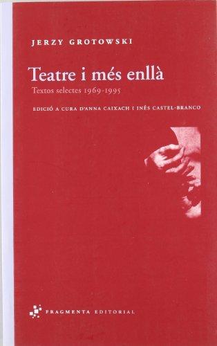 Teatre i m�s enll�