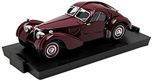 Brumm - R088-02 - Véhicule Miniature - Modèle À L'échelle - Bugatti Tipo 57 Atlantic - Echelle 1/43
