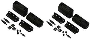 Thule 3047 Kit de montage pour pieds de fixation Rapid Fixpoint XT 751