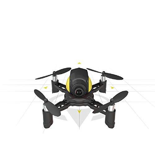 ZMM RC Drone con cámara Mini Drone Drone con una cámara de Carreras de Batalla Drone WiFi FPV 2MP 720p HD cámara 2.4 g aplicación teléfono Aire Combate Radio Control Juguete RC Montar
