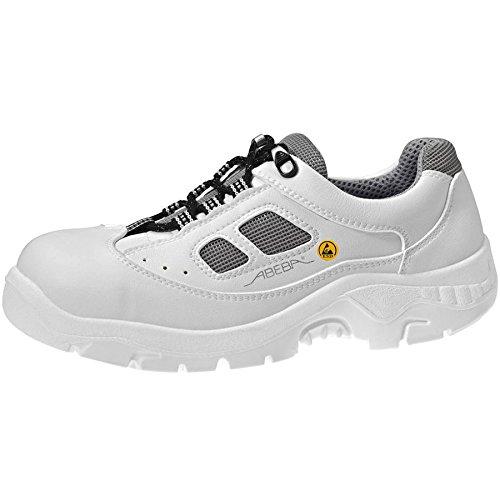 Abeba 2626-49 Anatom Chaussures de sécurité bas Taille 49 Blanc