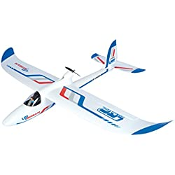 LRP F-1400 UpStream Airplane ARF - Aviones RC (Color blanco)