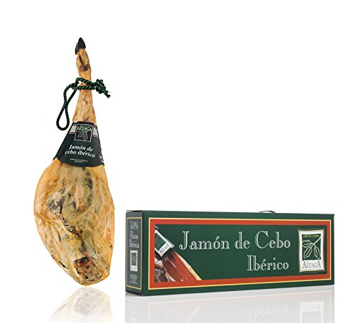 Azuaga Jamon De Cebo Iberico - 7750 gr
