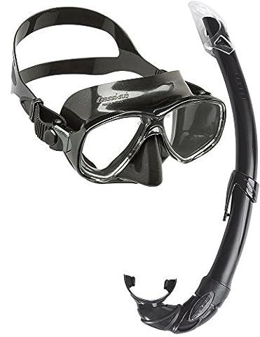Cressi Mask Dry Snorkel Set - Marea Mexico,