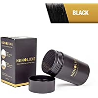Fibras Capilares NanoLuxe Color Negro 25 gr