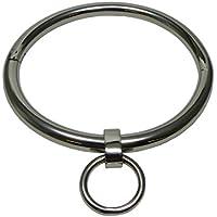 Metal Collar Cuello maduro con extraíbles o ring tamaño de selección de
