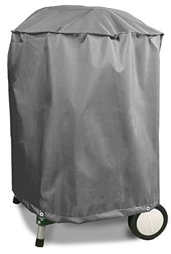 Housse de protection pour barbecue rond Bosmere gamme 'Thunder Grey', coloris gris gris