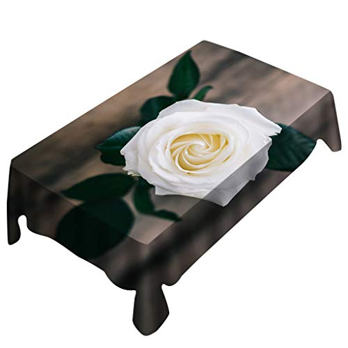 Vovotrade tovaglia di alta qualità squisita fattura artigianale tavola da pranzo per natale ...
