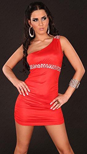 In-Stylefashion - Pull - Femme Marron Marron Orange - Orange