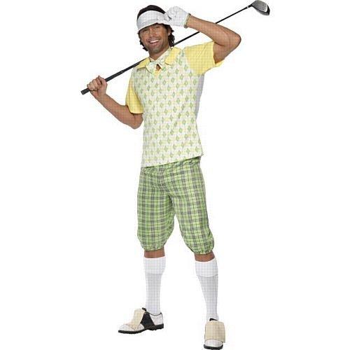 Kostüm Herren Für Golf - idealWigsNet Golf-Kostüm für Herren