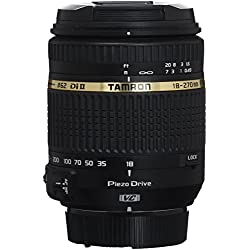 Tamron Objectif 18-270mm F/3,5-6,3 Di II VC PZD - Monture Nikon