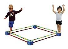 Playzone-fit Balance Blox Slackline Quad giocattolo