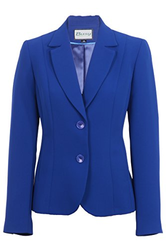 Busy-Clothing-Womens-Royal-Blue-Suit-Jacket
