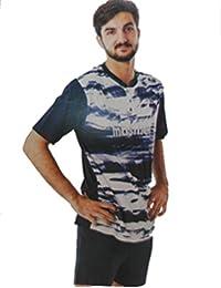 Pijama caballero Muslher talla m rf 165006