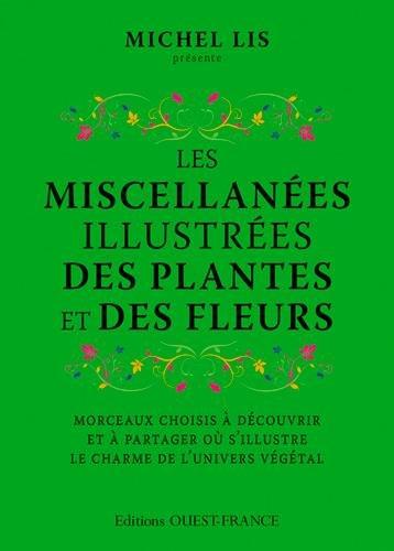 MISCELLANEES ILLUSTREES DES PLANTES ET DES FLEURS