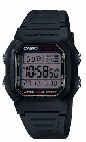 Casio Collection Herren-Armbanduhr Digital Quarz W-800HG-9AVES