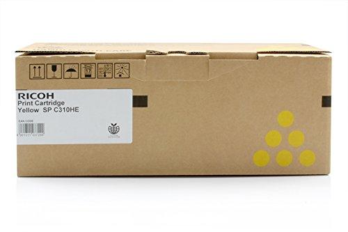 Lanier SP C 232 SF - Original Ricoh 406482 / SP C310HE Yellow -