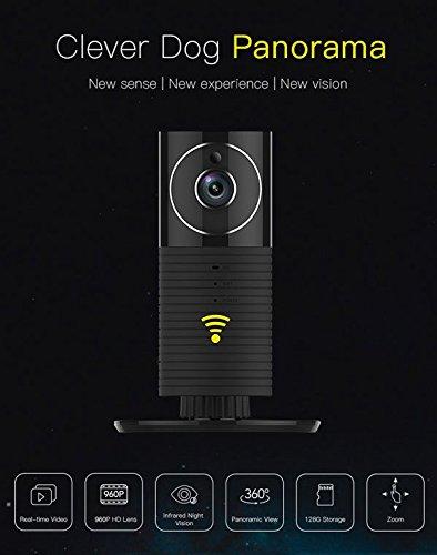 Smart Cleverdog Panorama Wi-fi Camera