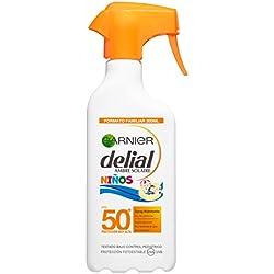 Garnier Delial Protector Solar en Spray para Niños IP50+ - 300 ml