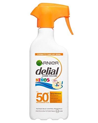 Garnier Delial Spray Protector Sensitive Advanced Niños...