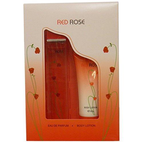 Safran Rose rouge Coffret cadeau
