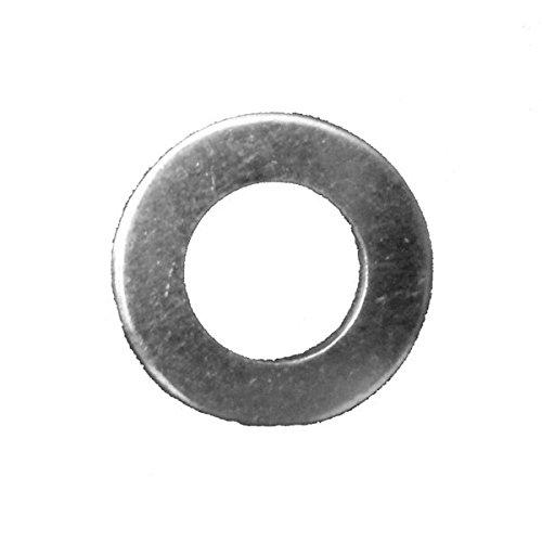 1 Scheiben ISO 7090 Stahl 60 (66 x110 x10 ) 200 HV, verzinkt