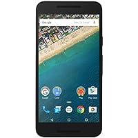 "LG NEXUS 5X H791 SIM única 4G 16GB Negro - Smartphone (13,2 cm (5.2""), 16 GB, 12 MP, Android, 6.0, Negro)"