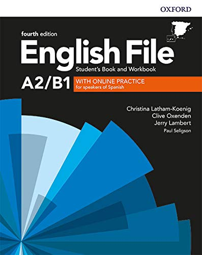 English File 4th Edition A2/B1. Student's Book and