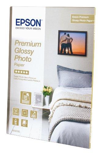 Epson C13S042155 Premium glossy photo paper inkjet 255g/m2 A4 15 Blatt Pack - 2
