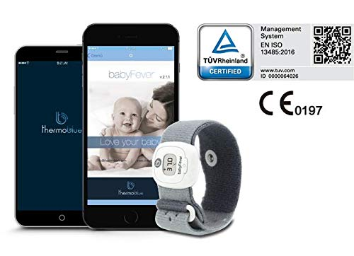 Baby Fever Smart Thermometer