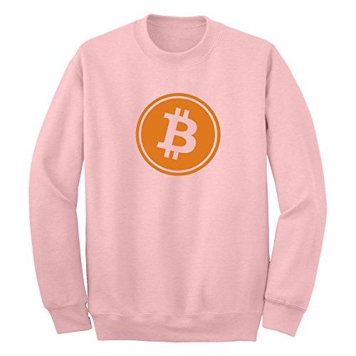 Indica Plateau Bitcoin la camiseta de la tripulación