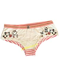 Beauty And The Beast Ladies Corsaire Slip taille basse Brief Hipsters S UK 6-8