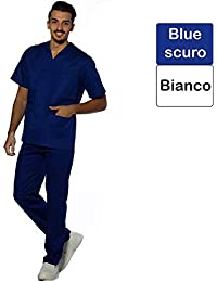 Amazon.it  Ultimi tre mesi - Uniformi sanitarie - top   Sanitari ... 052ae51cbf3b