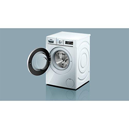 Siemens iQ700 WM14W740 Waschmaschine / 8,00 kg / A+++ / 137 kWh / 1.400 U/min / sensoFresh Programm / Nachlegefunktion / Hygiene Programm / Trommel reinigen-Programm - 5