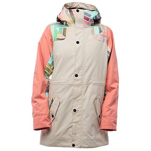 Nikita Damen Snowboard Jacke Chestnut Jacket