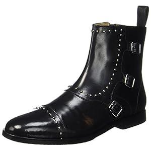 Melvin & Hamilton Susan 45, Damen Chelsea Boots, Schwarz