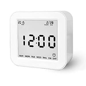 Digital Alarm Clock Gravity Sensor Alarm Clock