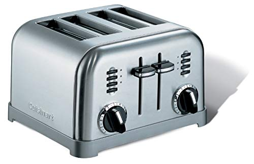 Cuisinart CPT180E Toaster 4 fentes extra larges, 1800 W,...