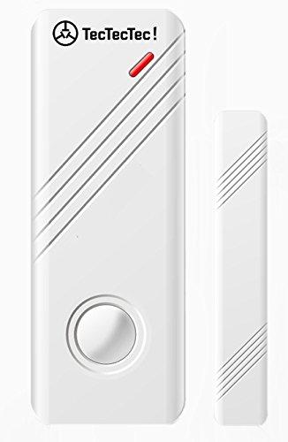 TecTecTec! Detector de intrusión Conectado por WiFi