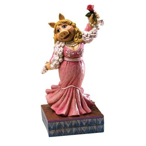 Disney Traditions Figur Miss Piggy Diva Moi (Muppets Valentines)