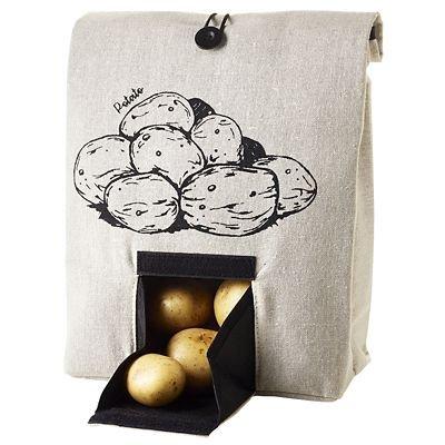 Lakeland Kartoffelbeutel mit Knopfverschluss