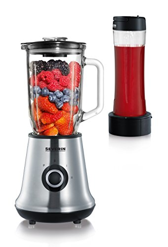 Severin SM 3737 Multimixer mit Smoothie Mix und Go