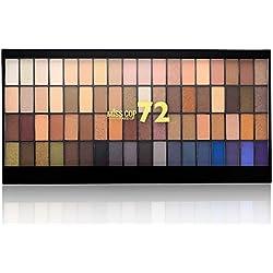 MISS COP Palette de Maquillage 72
