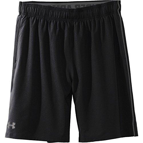 Under Armour Herren Raid 25,4cm Shorts schwarz