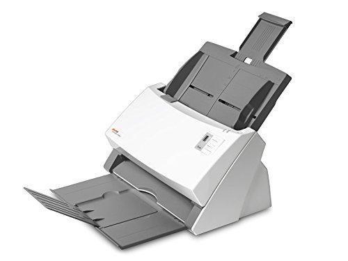 Ultraschall-scanner (PLUSTEK SmartOffice PS406U A4 Duplex ADF Dokumentenscanner 40ppm 600x600dpi Ultraschall Twain USB)