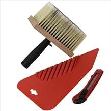 Empapelar Set 3-unidades - Cepillo cuchillo multiusos Universal masilla