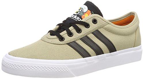 size 40 5688d 07f07 Adidas Adi-Ease, Zapatillas de Skateboarding para Hombre, Amarillo (Oronat Negbas