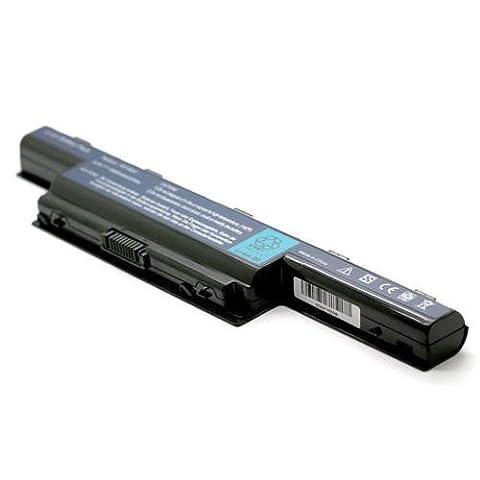 Livraison Gratuite / Batterie compatible pour ordinateur PC Portable Packard Bell EasyNote LM85 AS10D51, 10.8V 4800mAh, NOTE-X /